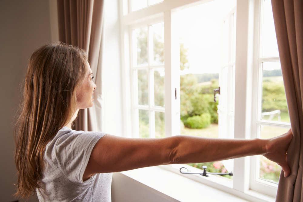 Olvídate del ruido cambiando de ventanas