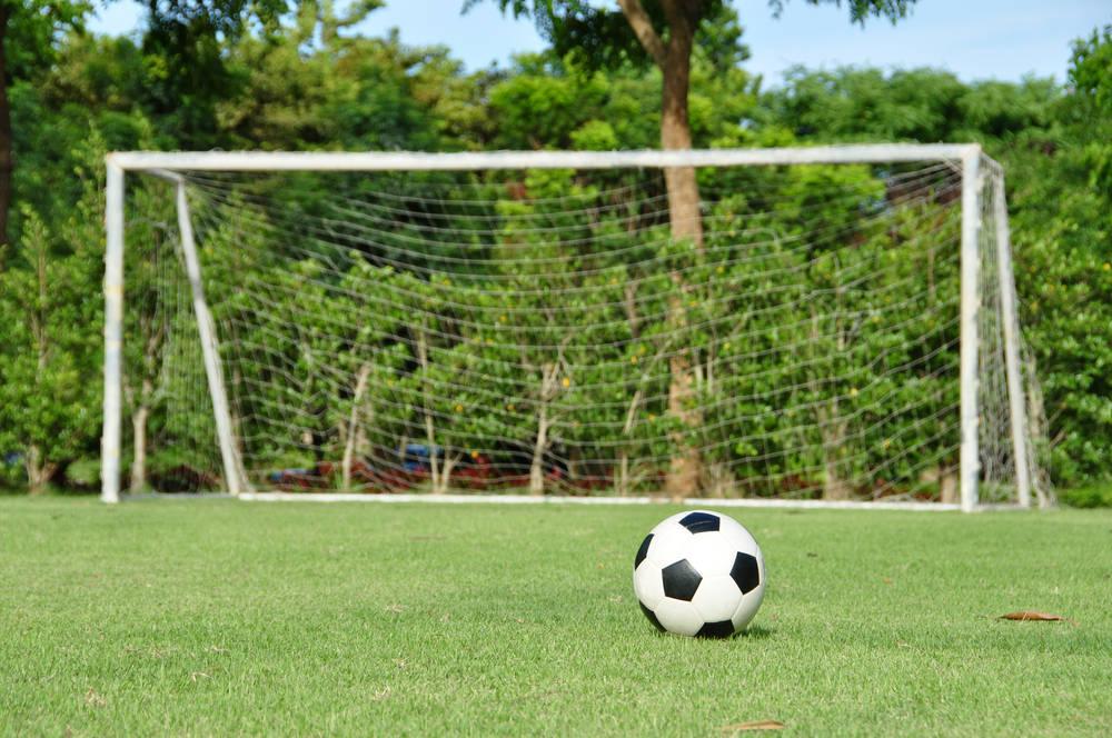 Un campo de fútbol accesible