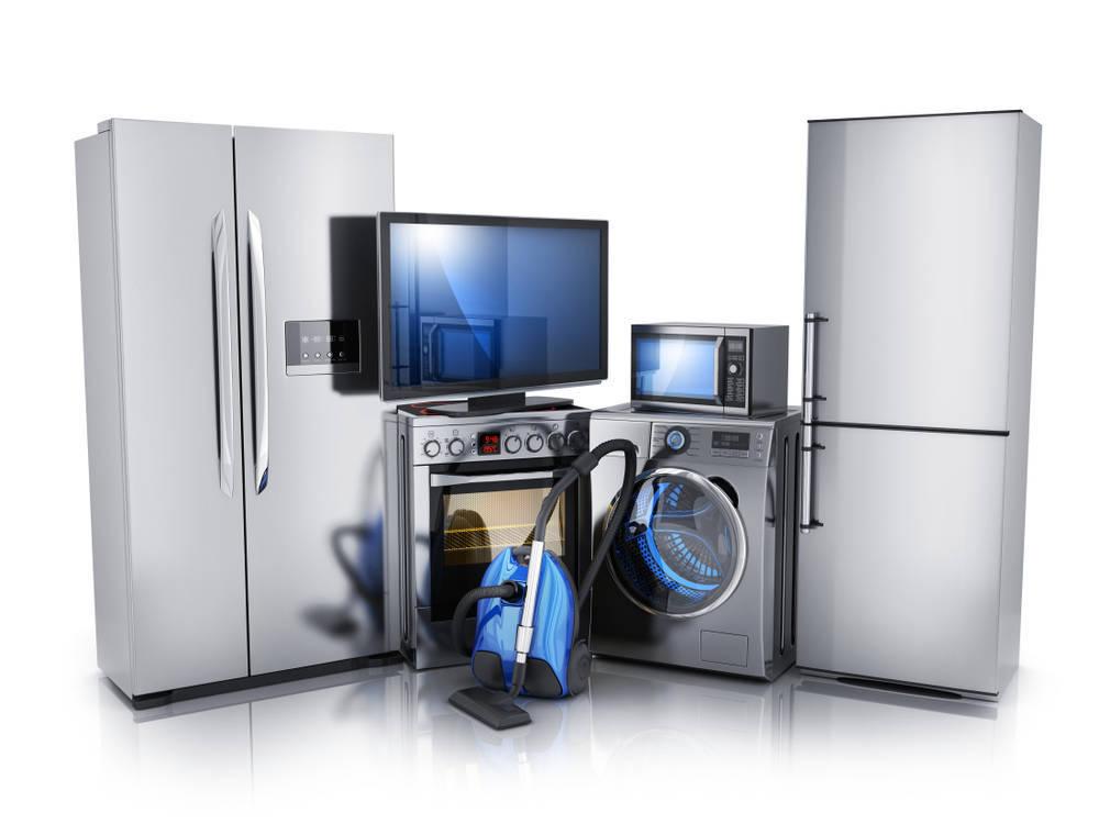 Electrodomésticos a la última