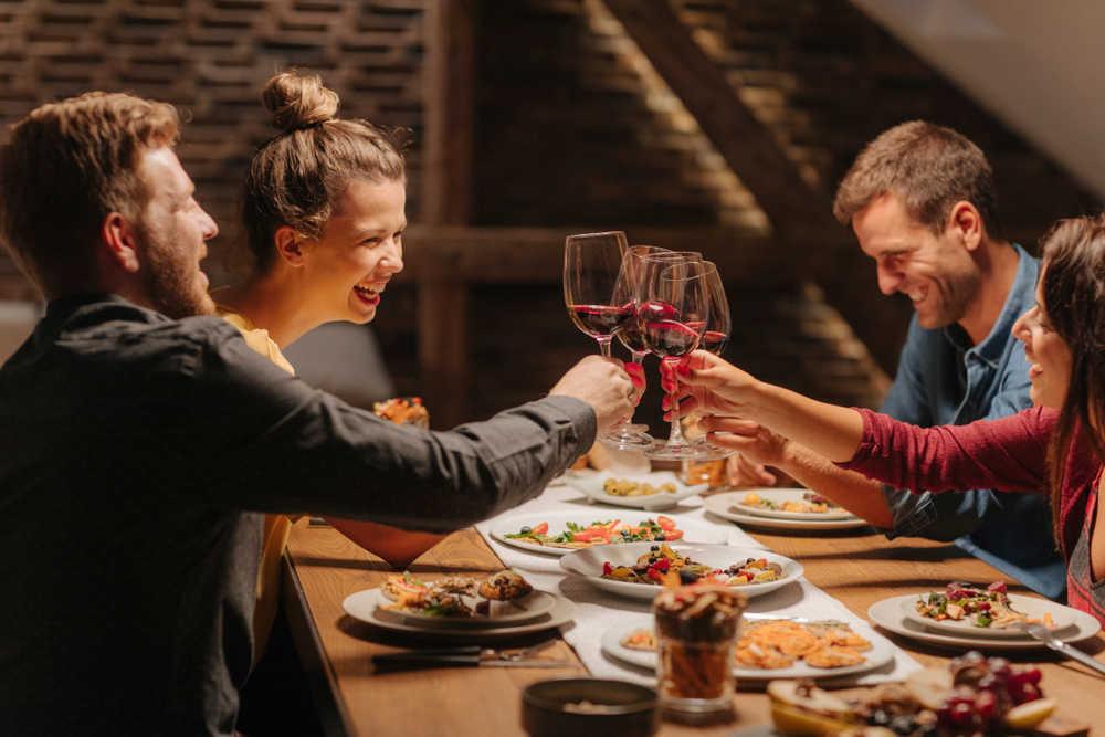 La cena perfecta en tu casa