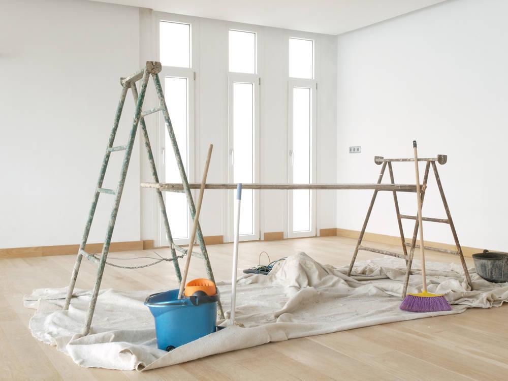 Una pequeña reforma puede actualizar nuestro hogar